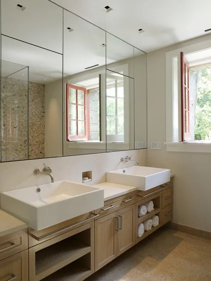 Contemporary Bathroom by Murdock Solon Architects