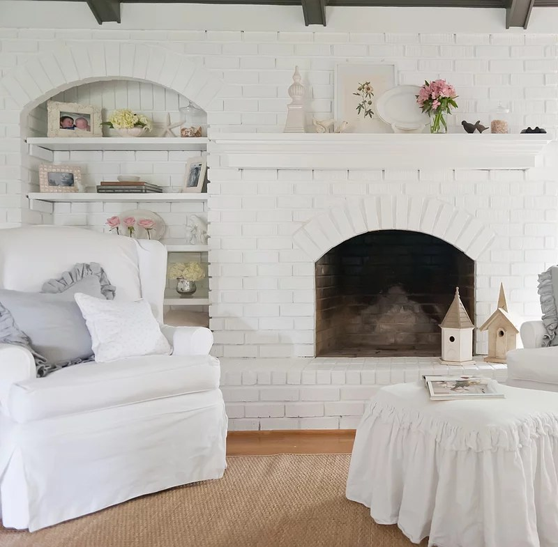eclectic living room by Kristie Barnett, The Decorologist
