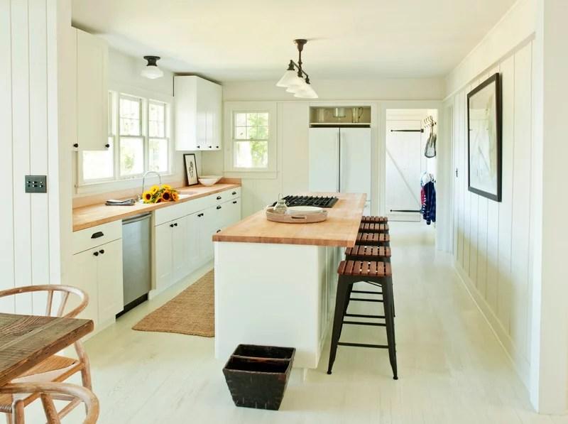 modern kitchen by SchappacherWhite Architecture D.P.C.