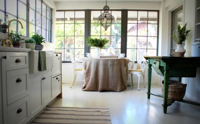 farmhouse kitchen by Urban Orchard Interiors