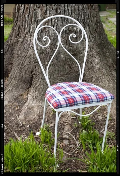 DIY Project How To Recover A Seat Cushion