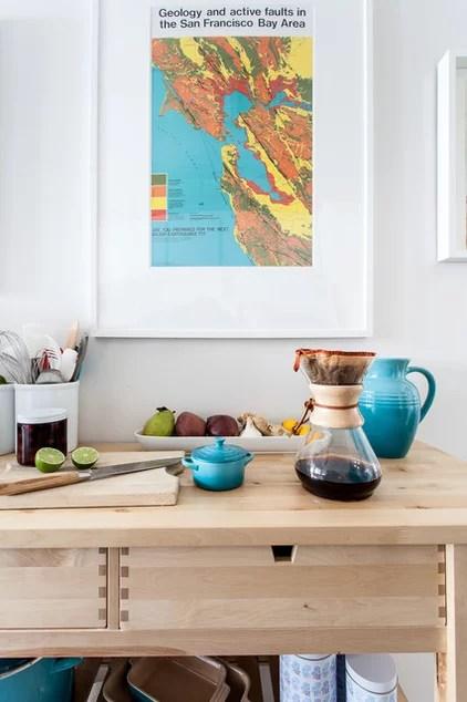 modern kitchen by Kat Alves Photography