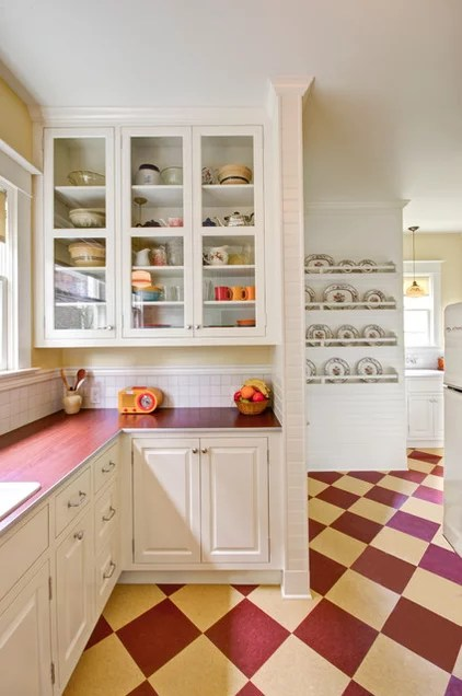 traditional kitchen by Hammer And Hand