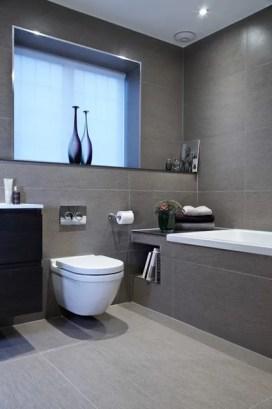 bathroom remodeling Contemporary Bathroom by Boscolo Interior Design