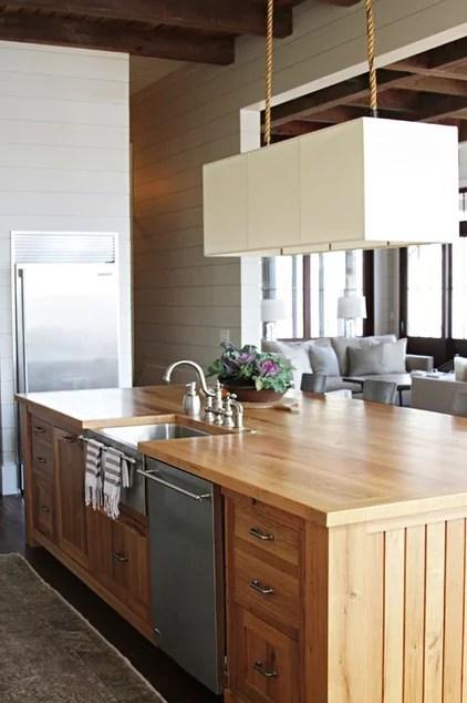 contemporary kitchen by Yvonne McFadden LLC