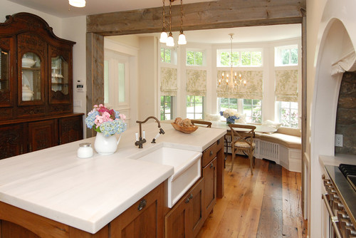 North Shore Kitchen traditional kitchen