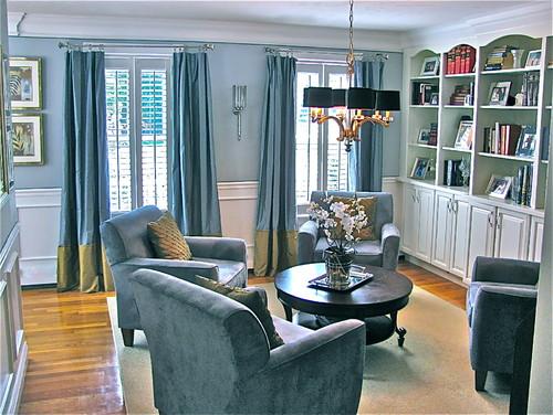 Portfiloi contemporary living room