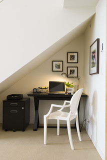 Yaletown Loft contemporary home office