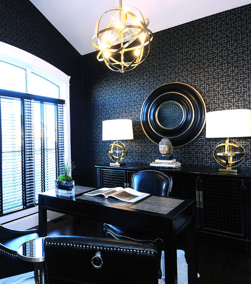 2011 HHL Den traditional home office