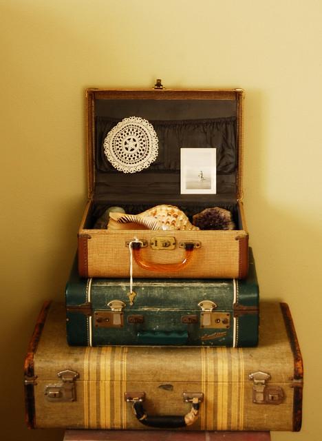 case study eclectic bedroom
