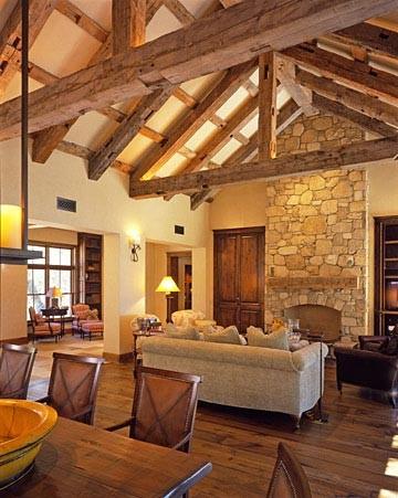 JMA mediterranean living room