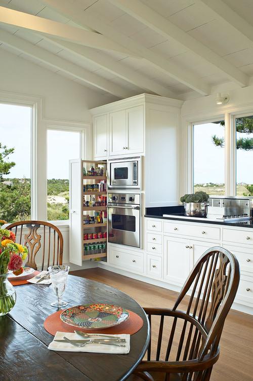 Inspiring Spaces   Kitchen Storage Ideas