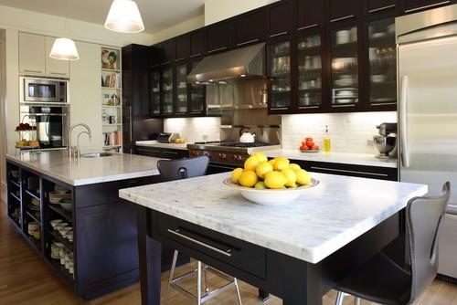 modern kitchen 22nd Street Kitchen