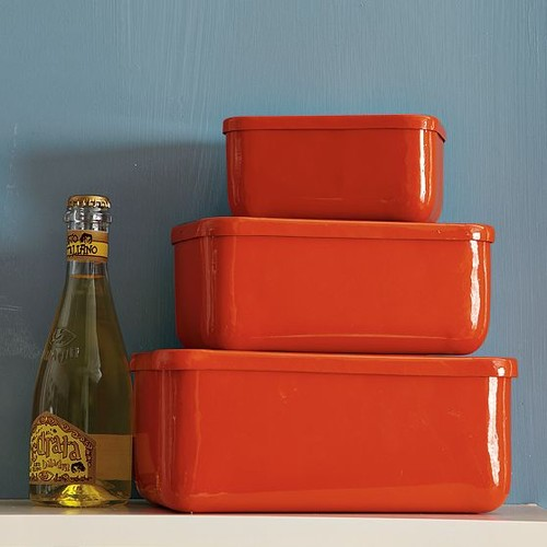 Rectangular Biscuit Tins modern food containers and storage