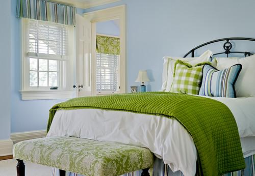 Crisp Architects traditional bedroom