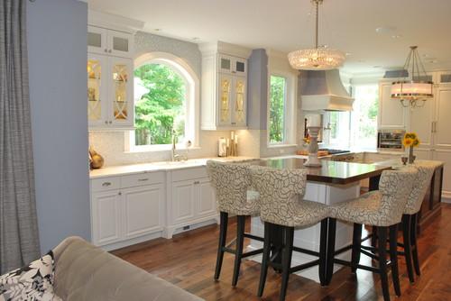 LUXE Kitchen contemporary kitchen