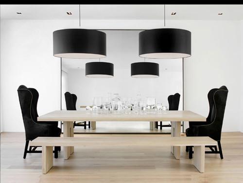 :: nicolehollis :: modern dining room