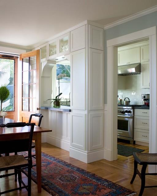 Classic City Kitchen traditional kitchen