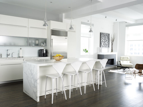 Lew Loft modern kitchen