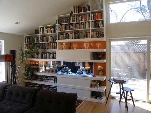 Mark Dutka contemporary family room