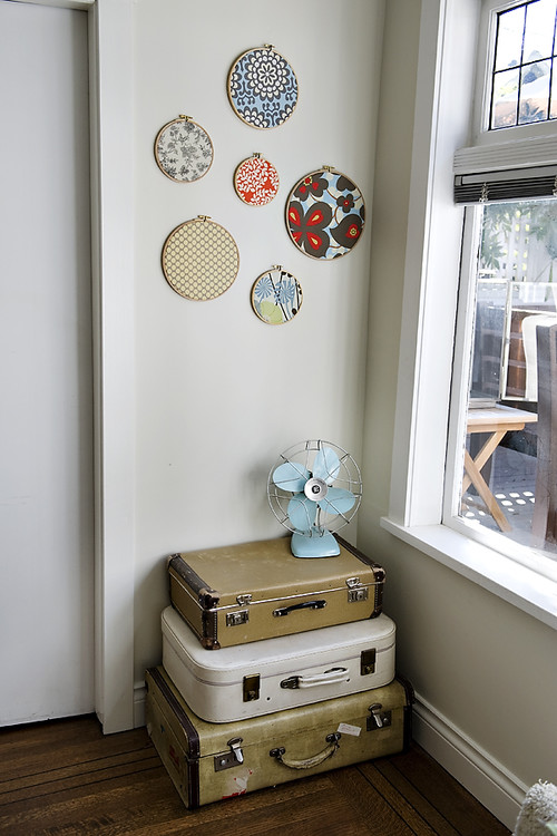 Awesome  diy decor embroidery hoop wall art