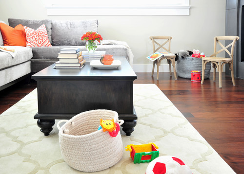 Living Room Ideas Kid Friendly