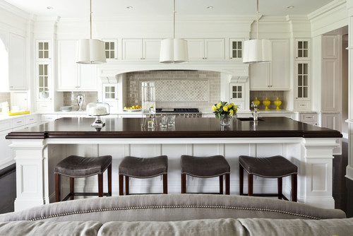A Cooks Paradise traditional kitchen
