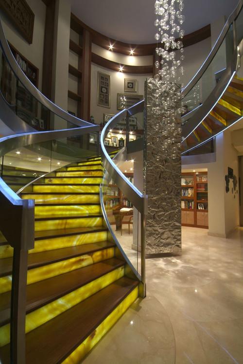 MoRo contemporary staircase
