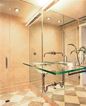 Cary Bernstein Architect Pacific Street Residence modern bathroom