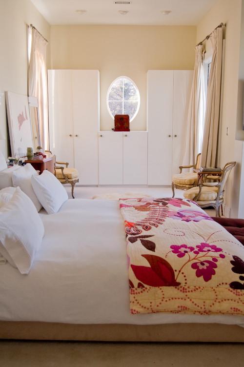 Master Bedroom eclectic bedroom
