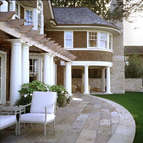 exterior by Vikki Cutri - Rhodes Architectural Stone