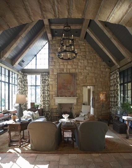 Keeping Room traditional family room