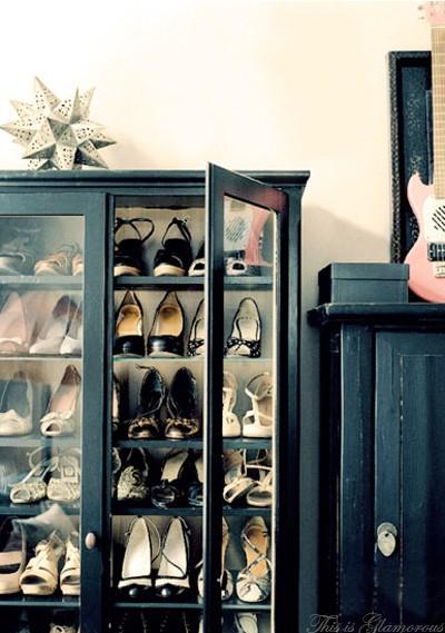 Bedroom Ideas eclectic closet