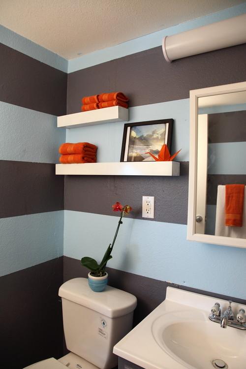 Upward Bound House - Carlo Rios contemporary bathroom