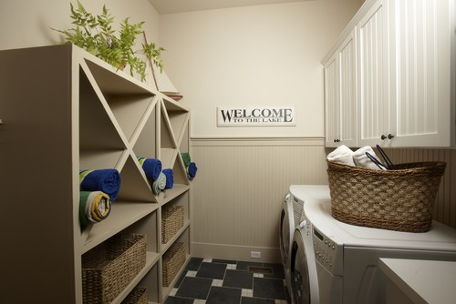 Stonebreaker Builders & Remodelers traditional laundry room