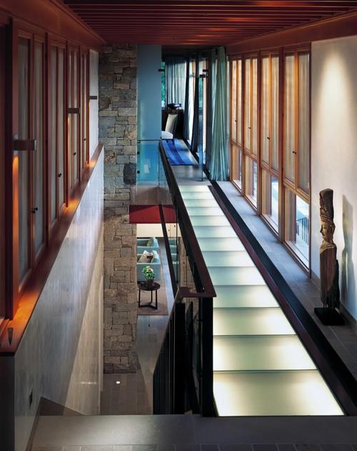Master Bedroom Hall modern hall
