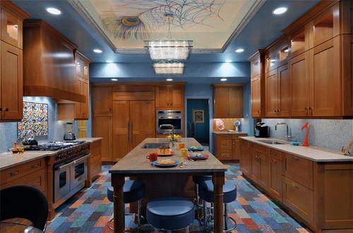 Kitchen Designs by Ken Kelly Kitchen 7 eclectic kitchen