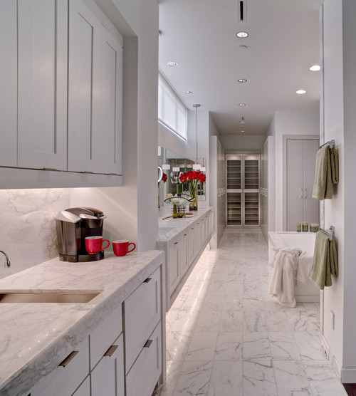 2012 New American Home contemporary bathroom