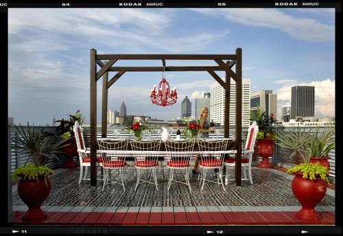 Decor Demons Loft eclectic patio