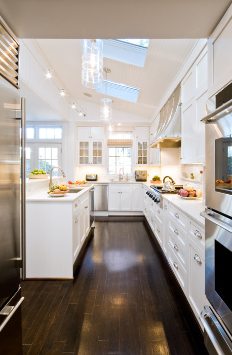 capitol renovation eclectic kitchen