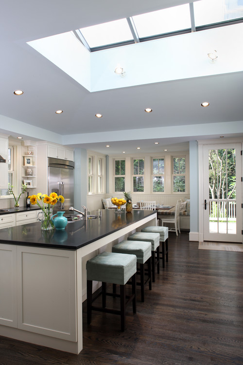 Contemporary Dream Kitchens a dream kitchen for every decorating style | whats ur home story
