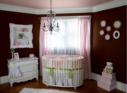nursery modern bedroom