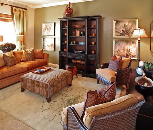 LAS VEGAS Home contemporary living room