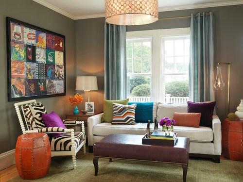 Living Room modern living room
