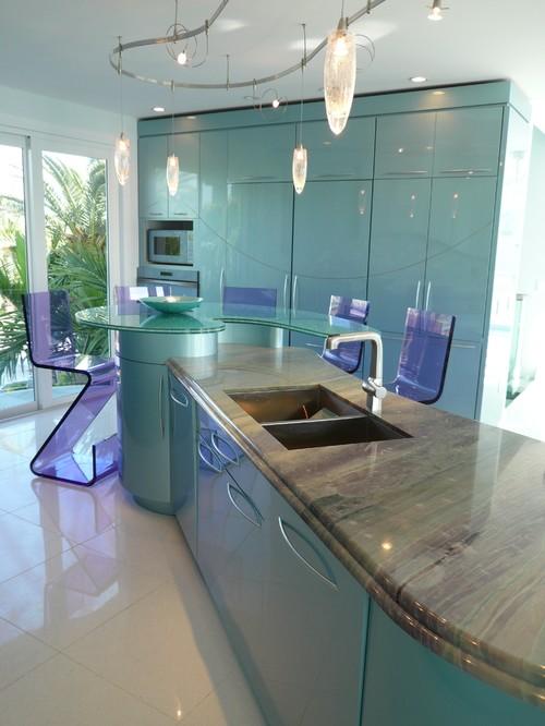 photos 10-21 eclectic kitchen