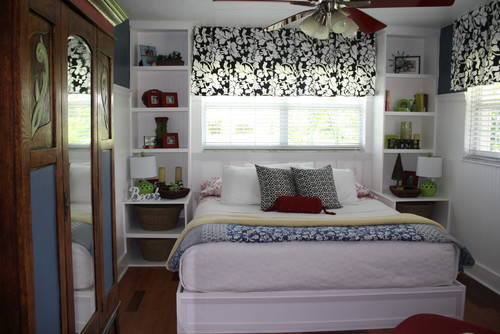 designing home: 10 design solutions for small bedrooms