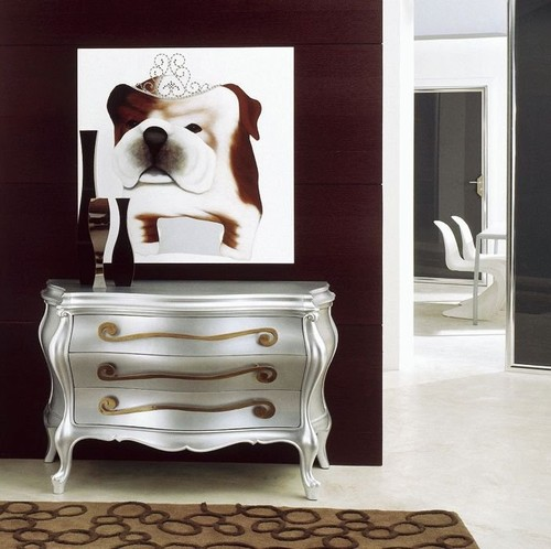 Furniture  by Lea Bassani  bathroom