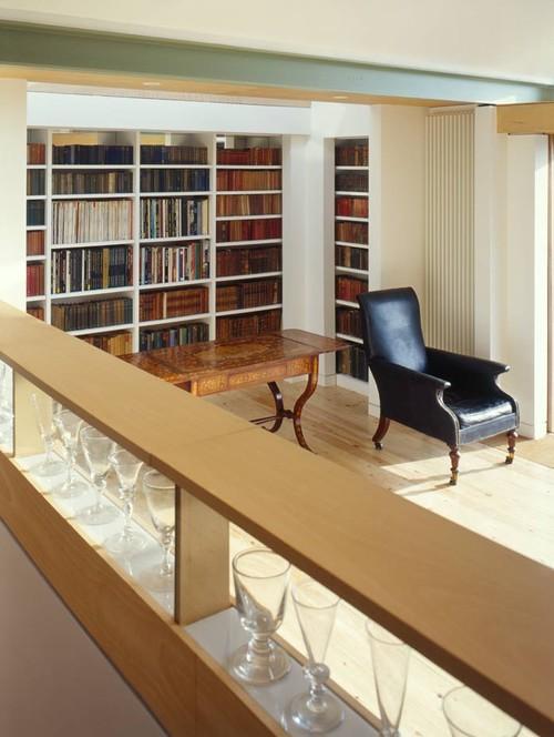 Edinburgh Apartment eclectic living room