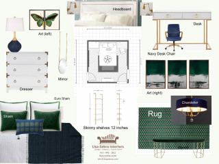 Wright Street Design Group Inc. contemporary kitchen