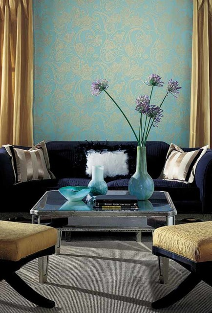 Candice Olson Shimmering Details Contemporary Living